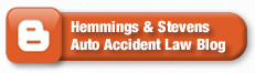 The North Carolina Auto Accident Law Blog of Hemmings & Stevens, LLC